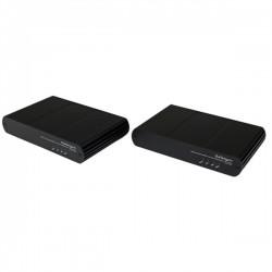 StarTech.com - Extensor de Consola KVM HDMI USB por Cable Cat5e / Cat6 con Vídeo 1080p HD Sin Comprimir - 100m