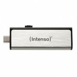 Intenso - Mobile Line unidad flash USB 16 GB USB tipo A 2.0 Plata