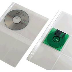Iberplas - IBE FUNDA PVC C/RFZO.CDS 4DPTOS. 4754CDR