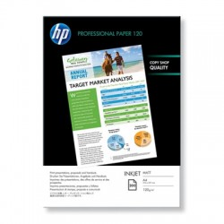 HP - Papel de inyección de tinta mate profesional - 200 hojas/A4/210 x 297 mm