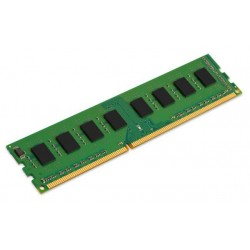 Kingston Technology - ValueRAM 4GB DDR3 1600MHz Module 4GB DDR3L 1600MHz módulo de memoria