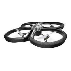 Parrot - AR.Drone 2.0 Elite Edition 4rotores 1280 x 720Pixeles 1000mAh Negro, Camuflaje dron con cámara