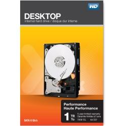 Western Digital - Desktop Performance Unidad de disco duro 1000GB Serial ATA III disco duro interno