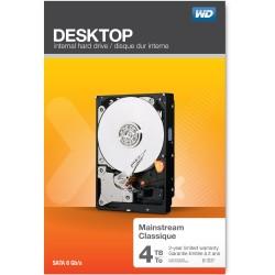 Western Digital - Desktop Everyday Unidad de disco duro 4000GB Serial ATA III disco duro interno