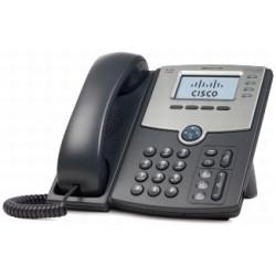 Cisco - SPA 504G Terminal con conexión por cable LCD teléfono IP