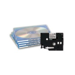 Brother - TZeN201 cinta para impresora de etiquetas TZ