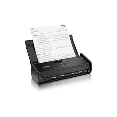 Brother - ADS-1100W ADF scanner 600 x 600DPI A4 Negro escaner
