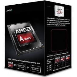 AMD - A series A6-6420K Black Edition 4GHz 1MB L2 Caja procesador