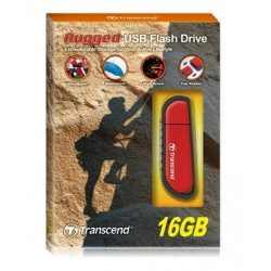Transcend - V series JetFlash V70, 16GB 16GB USB 2.0 Tipo A Rojo unidad flash USB