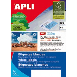 APLI - APL C.100H ETIQ BL ILC 70X30 1271