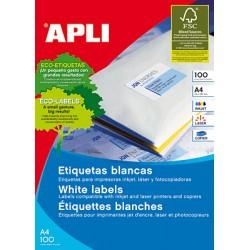 APLI - APL C.100H ETIQ BL ILC 105X701292