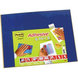 Post-It - POS TABLERO ADHESIVO 558 NAVYBLUE