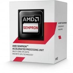 AMD - Sempron 2650 1.45GHz 1MB L2 Caja procesador
