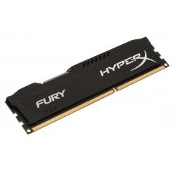 HyperX - FURY Black 4GB 1600MHz DDR3 4GB DDR3 1600MHz módulo de memoria
