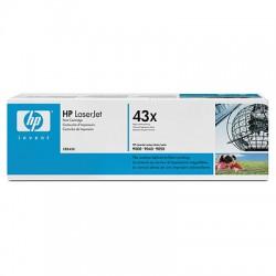 HP - Cartucho original de tóner negro de alto rendimiento 43X LaserJet
