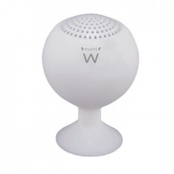 Ewent - eStand Mono portable speaker 2W Blanco
