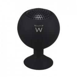 Ewent - eStand Mono portable speaker 2W Negro