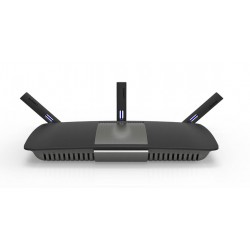 Linksys - EA6900 router inalámbrico Doble banda (2,4 GHz / 5 GHz) Gigabit Ethernet Negro