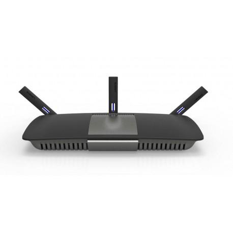 Linksys - EA6900 Doble banda (2,4 GHz / 5 GHz) Gigabit Ethernet Negro router inalámbrico
