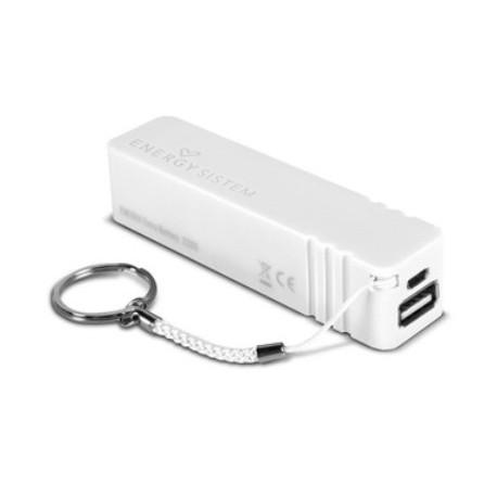 Energy Sistem - Extra Battery 2200mAh Color blanco batería externa