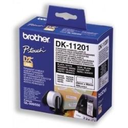 Brother - Etiquetas precortadas de dirección estándar