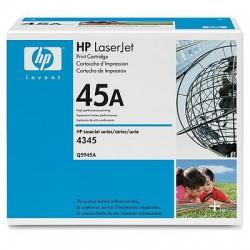HP - 45A 1 pieza(s) Original Negro
