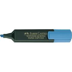 Faber-Castell - FAB MARCADOR FLUOR TEXT.AZ 154851
