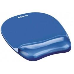 Fellowes - 9114120 alfombrilla para ratón Azul