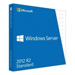 Fujitsu - Windows Server 2012 R2 Standard, 2CPU/2VM, ROK