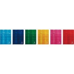 Clairefontaine - CLF LIB.GRAP.110X170 48H 5X5 STD 63602C