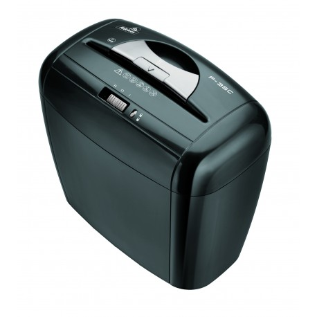Fellowes - P-35C Cross shredding 70dB Negro triturador de papel