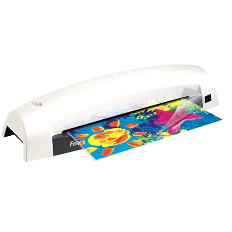 Fellowes - 5716701 Laminadora térmica Color blanco laminador