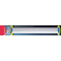Maped - 120050 cirterio Aluminio 50 cm