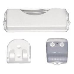 Nilox - AMLI090015 Botones Blanco mando a distancia