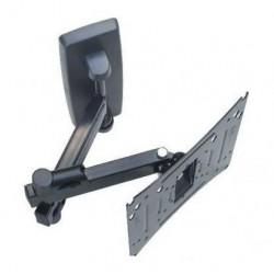 "Nilox - AMOM06116 37"" Negro soporte de pared para pantalla plana"
