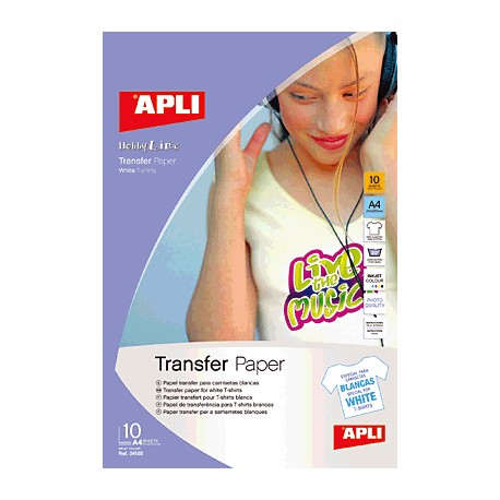 APLI - APL B10H PAP TRANSFER INKJET 4128