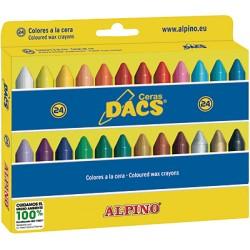 Dacs - DAC ESTUCHE 24 CERAS DA050295