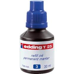 Edding - EDD FRASCO TINTA 30ML AZ T-25-03T-25-03