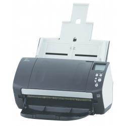 Fujitsu - fi-7160 Escáner con alimentador automático de documentos (ADF) 600 x 600 DPI A4 Negro, Blanco