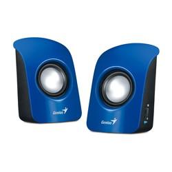 Genius - SP-U115 1W Azul altavoz