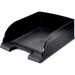 Leitz - 52330095 bandeja de escritorio/organizador De plástico Negro