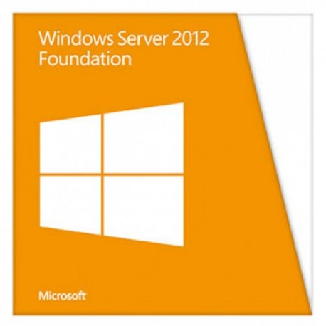 DELL - Windows Server 2012 R2 Foundation, ROK