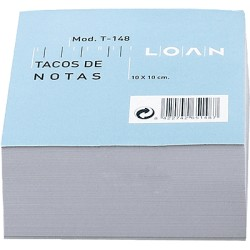 Loan - LOA TACO 500H ENC BL 100X100MM T-148