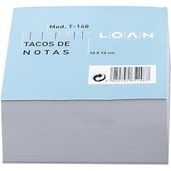 Papier - LOA TACO 500H NO ENC.BL.100X100MM T-171