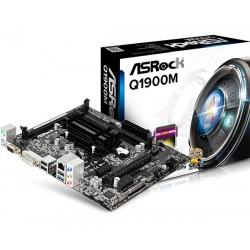 Asrock - Q1900M microATX placa base