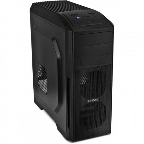 Antec - GX500 Midi-Tower Negro carcasa de ordenador