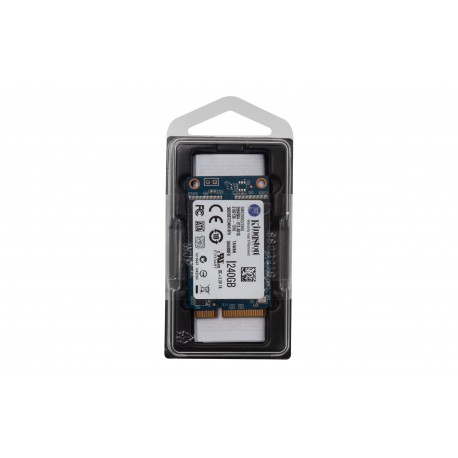 Kingston Technology - SSDNow mSATA 240GB 240GB Mini-SATA