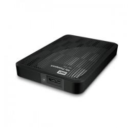 Western Digital - My Passport AV-TV 500GB disco duro externo Negro