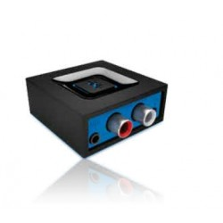 Logitech - 980-000912 receptor de audio bluetooth 20 m Negro