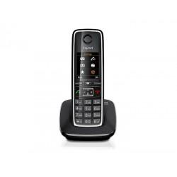 Gigaset - C530 Teléfono DECT Identificador de llamadas Negro